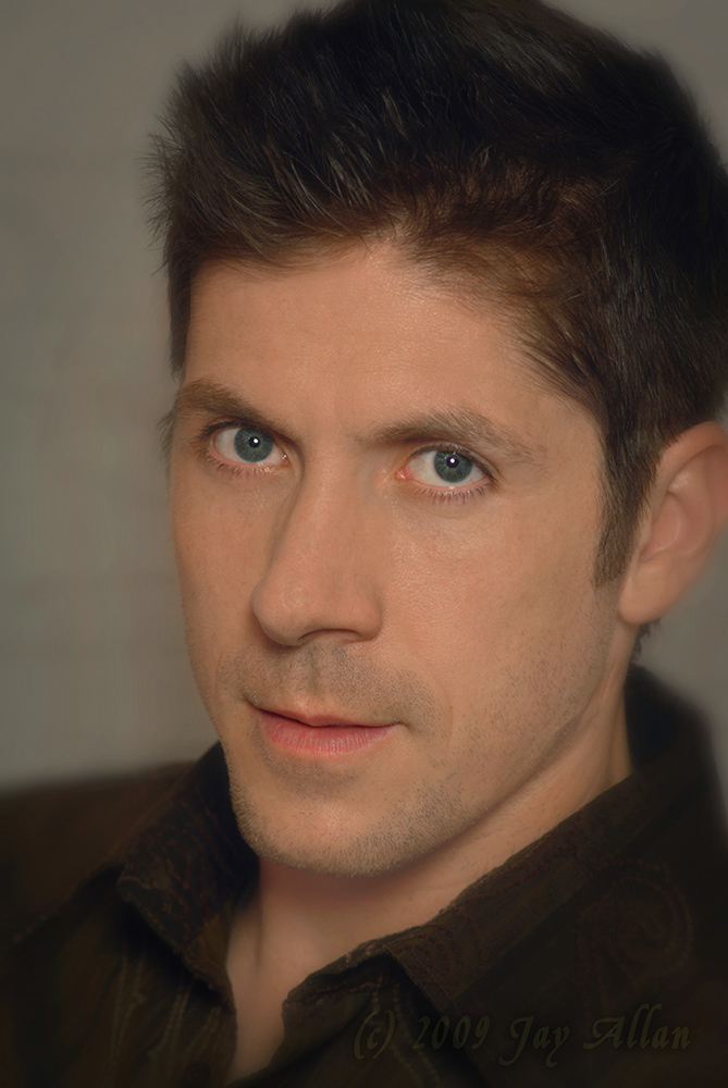 Ray Park Muscle
